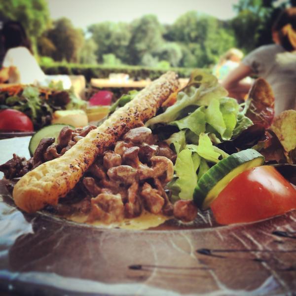 O manger vegan v g talien ou v g tarien strasbourg - Restaurant jardin de l orangerie strasbourg ...